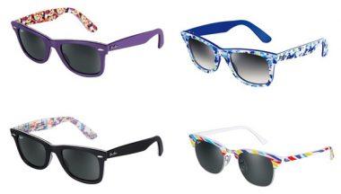 Occhiali da sole: i nuovi trend