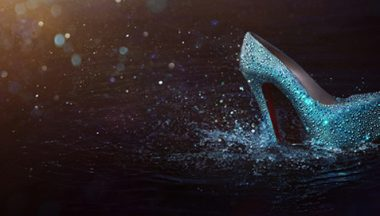 Fairy Tale Louboutin Advertising Campaign Summer Spring  photo
