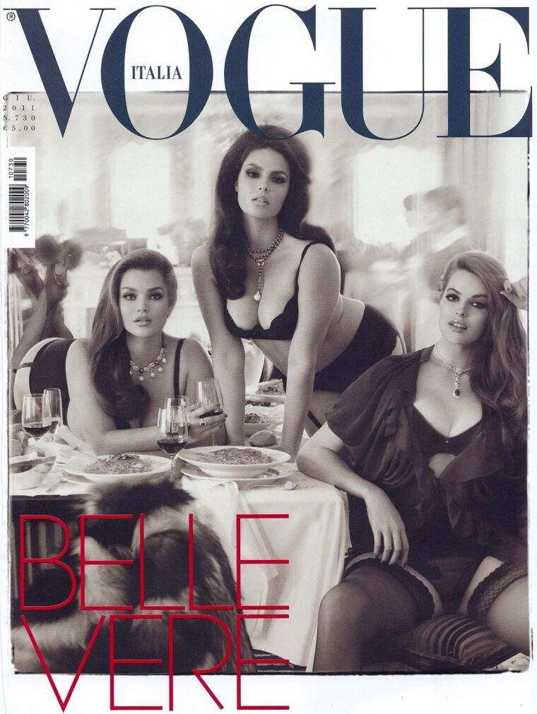 Vogue Curvy Sozzani