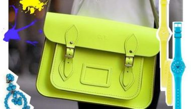 borsa YellowBluee