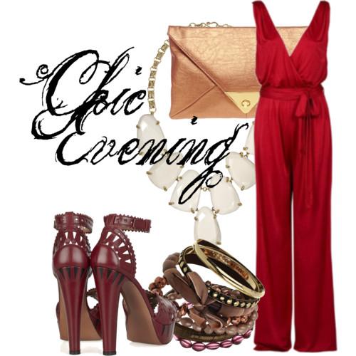 Chic evening