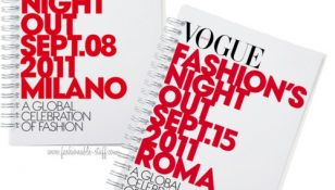 Vogue Fashion s Night Out  milano roma