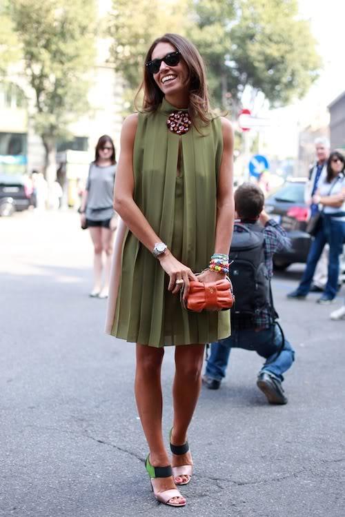 Viviana Volpicella outfit