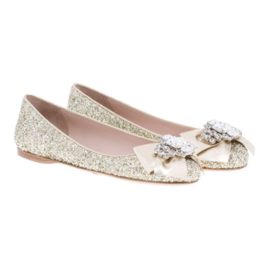 Miu Miu Glitter shoes per l'AI 2011/2012