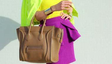 Fluo: tendenza colore di questa estate 2012