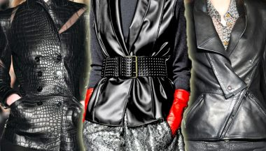 foto  giacche moda autunno inverno