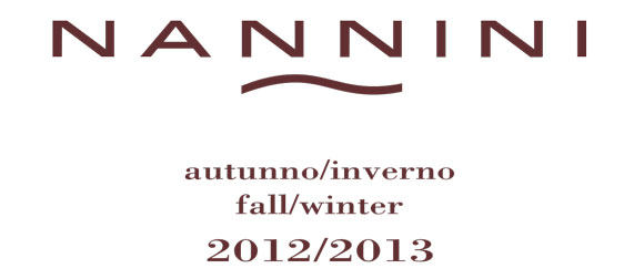 Nannini Fall-Winter 2012-13 Collection 82af04f554d
