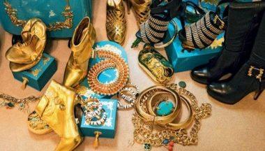 accessori anna dello russo per hm