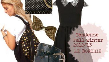 Tendenze autunno inverno 2012/13: Le borchie