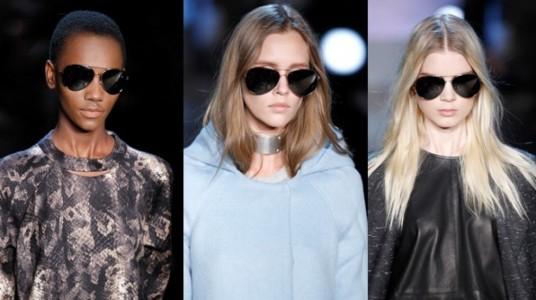 sito web professionale ultimo di vendita caldo prezzo competitivo Accessori: tendenze a/i 2012 2013 alla New York Fashion Week