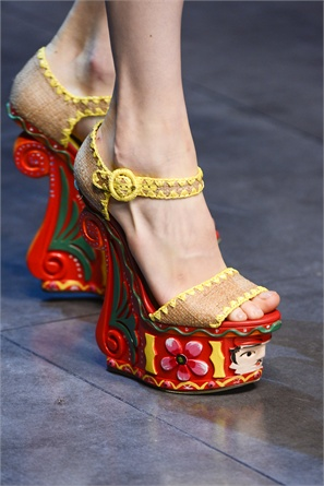 Scarpe p e 2013  Milano Fashion Week - part 1 - 655e304060b