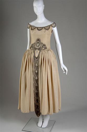 jeanne lanvin - chicago costume museum