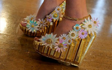London Fashion Week: Scarpe primavera/estate 2013