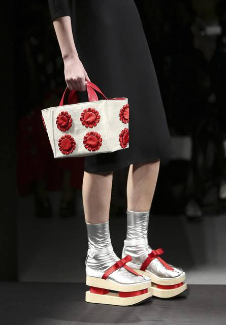 Sfilata Prada - Milano Fashion Week