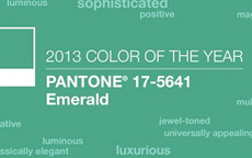 must have verde smeraldo pantone emerald