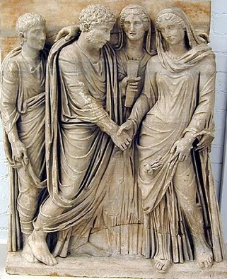 matrimonio-romano