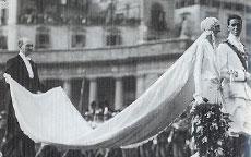 abito da sposa novecento