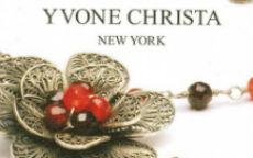 Yvone Christa: monili tra antico e moderno