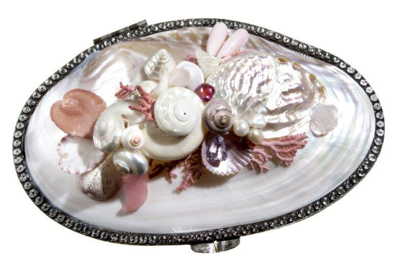 Shell Bag Rosa L Preziosa