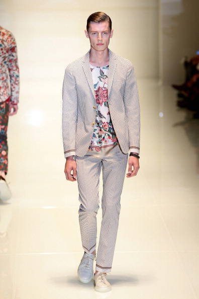 Gucci - Runway - MFW S/S 2014