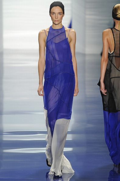 Vera Wang - Runway RTW - Spring 2014 - New York Fashion Week