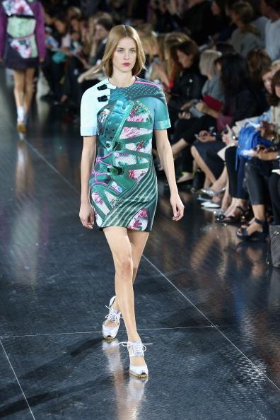 Mary Katrantzou - Runway: London Fashion Week SS14