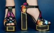 London Fashion Week: bags&shoes p/e 2014
