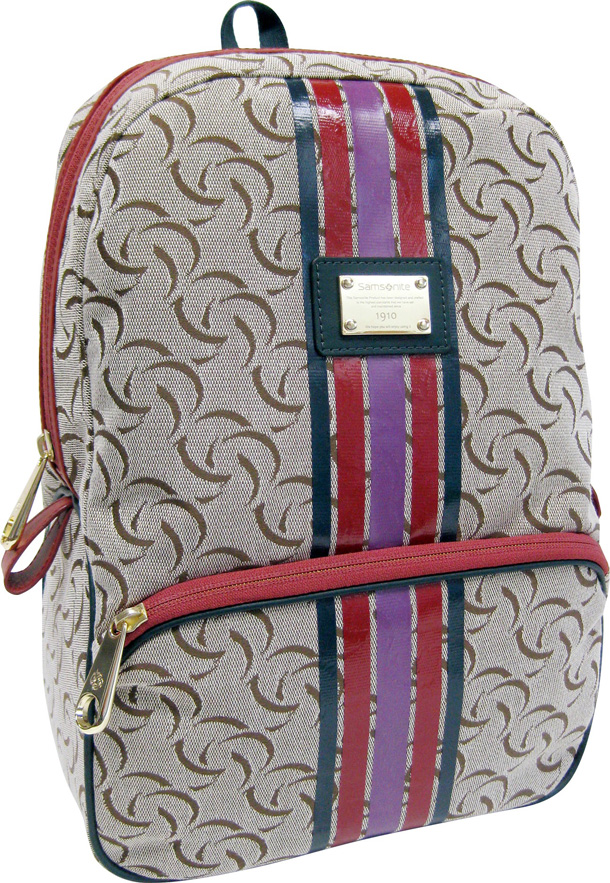 SAMSONITE-FW13-14_S-Classic-Special-jacquard-backpack