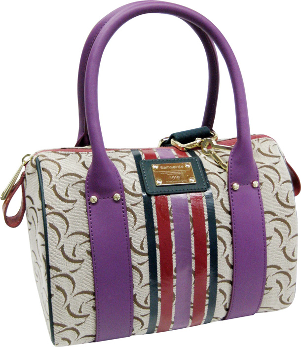 SAMSONITE-FW13-14_S-Classic-Special-jacquard-boston-bag