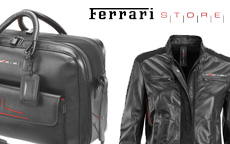 Ferrari Store presenta la capsule collection ispirata a LaFerrari