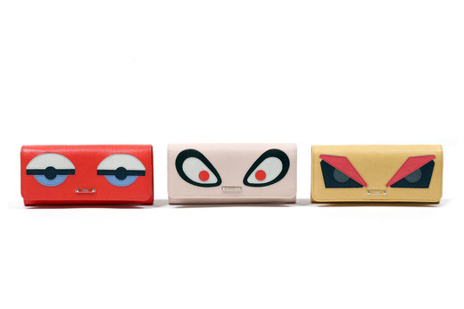 Fendi-Monster-Continental-Wallets-1