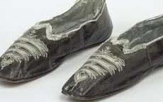 le scarpe della storia