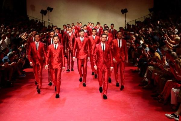 Dolce & Gabbana - Runway - Milan Fashion Week Menswear Spring/Summer 2015