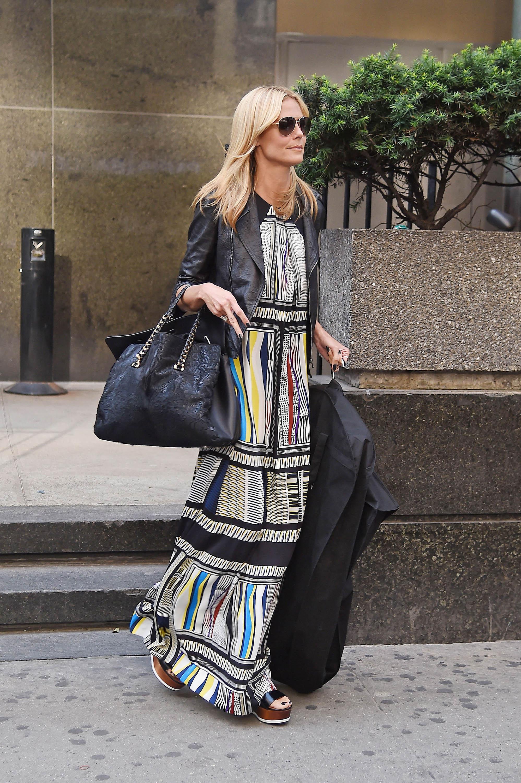 Celebrity Sightings In New York City - June 20, 2014