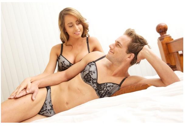 HommeMystere lingerie per uomini