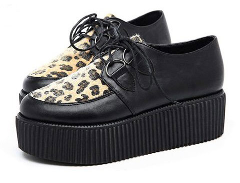 Platform-Shoes-leopard-black