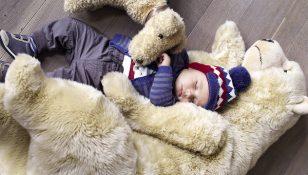 tendenze moda invernali per i bebè