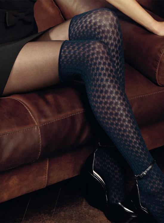 abbinare le calze parigine