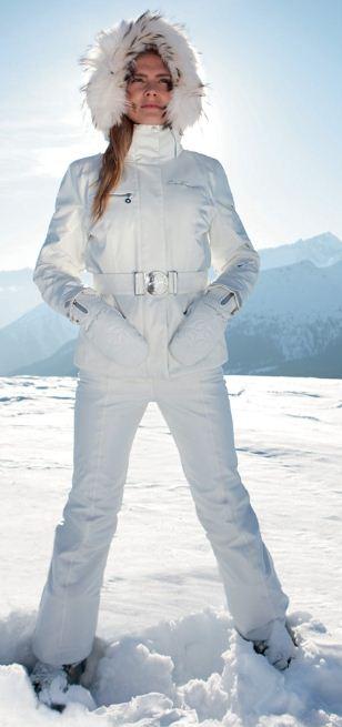 come vestirsi sulla neve