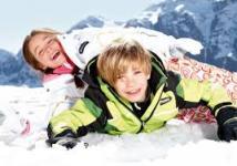 Cosa far indossare ai bambini per una vacanza sulla neve?