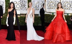 I look delle star ai Golden Globes 2015