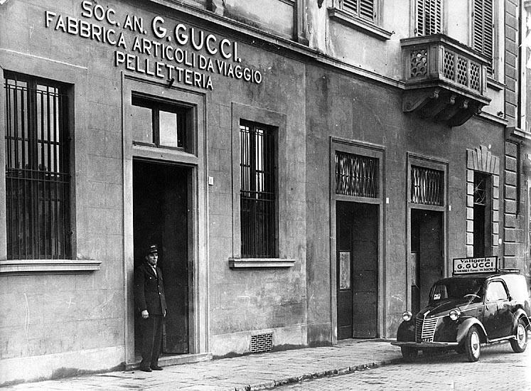sede storica Gucci
