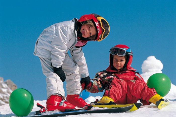 Cosa far indossare ai bambini per una vacanza sulla neve