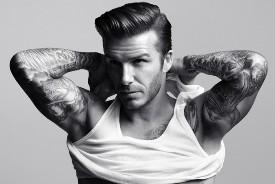 David Beckham e H&M