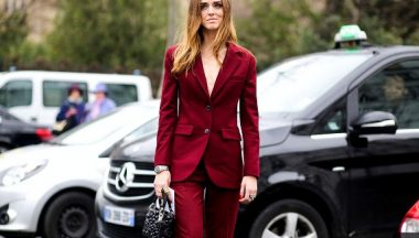 Must have: the lady's suit