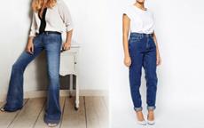 jeans a vita alta copy