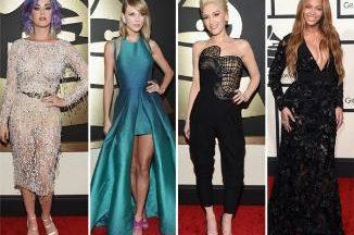 I look ai Grammy Awards 2015
