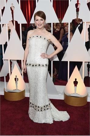 I look delle star agli Oscar 2015