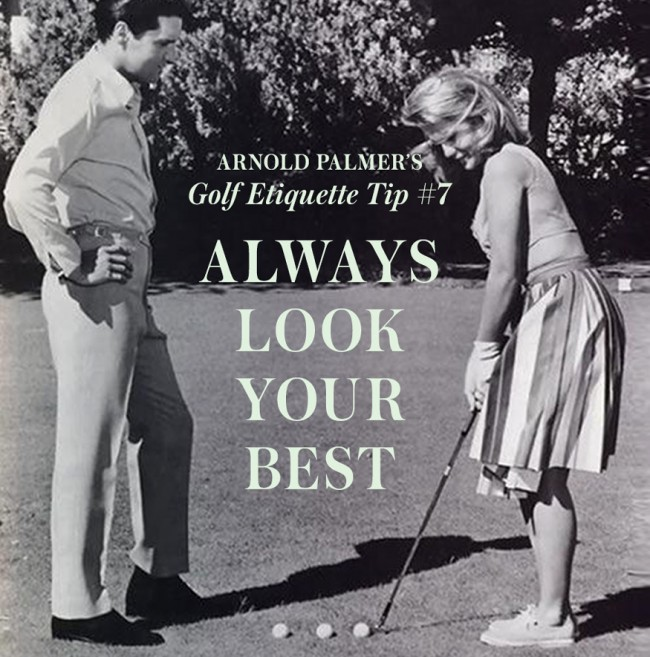 Come vestirsi per giocare a Golf