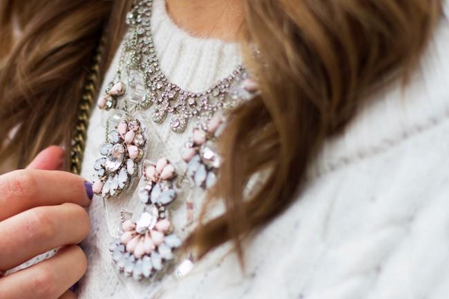abbinare gioielli e vestiti
